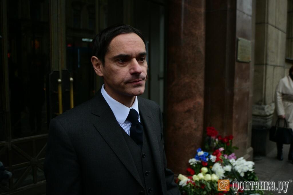 Генеральный консул Франции в Петербурге Тибо Фуррьер