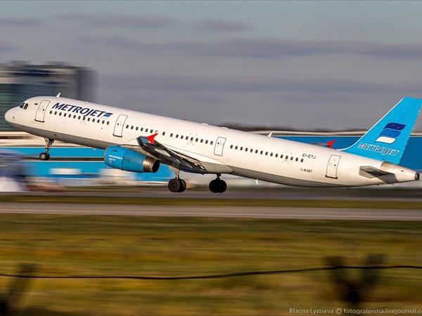 «Когалымавиа» и Египет разошлись в версиях крушения А321