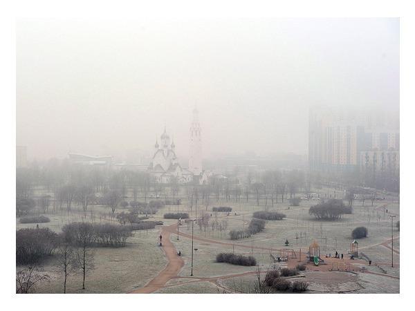 "В Петербурге ждут ""замерзающий туман"""