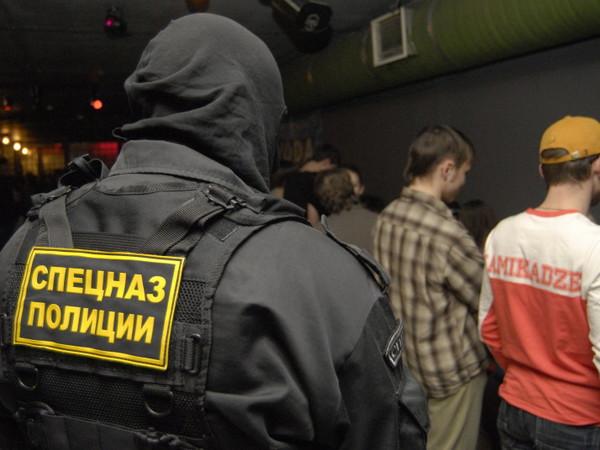 Как спецназ ФСКН сходил на вечеринку в клуб