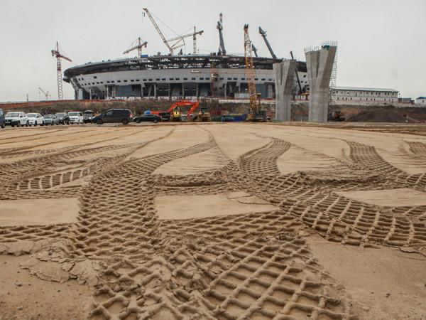 FIFA довольна только стадионом
