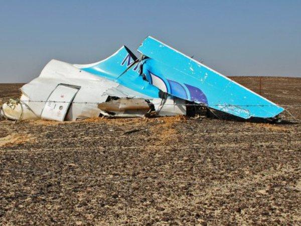 Экипаж: Новые факты о крушении А321 в Египте