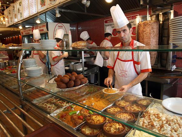 Как турецкая кухня отвечает за Турцию