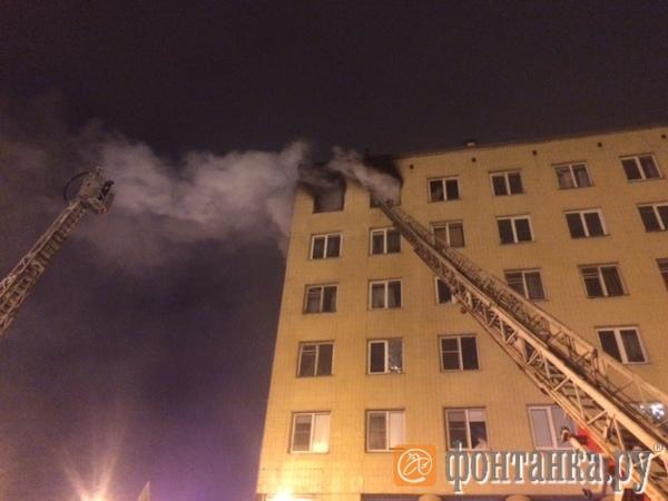 Взрыв на Красногвардейской площади произошел из-за утечки газа
