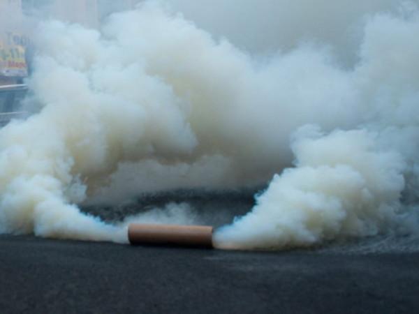 Дымовые шашки «Открытия» разыграли по нотам