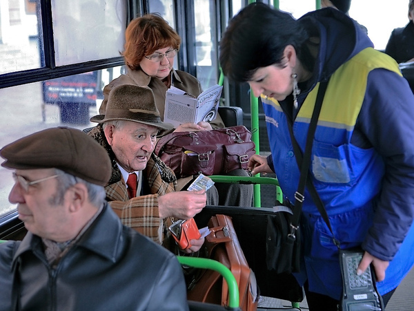 Полтавченко определился с проездом