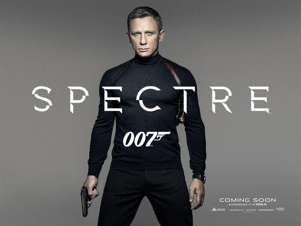 «007:Спектр»: Бонд? Джеймс Бонд!