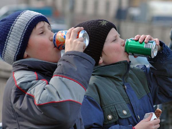 Coca-Cola теряет петербуржцев