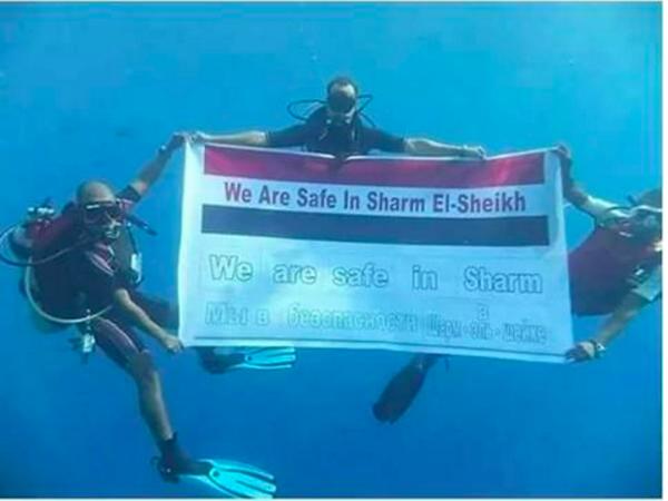 Российские туристы в Египте: На курортах нет паники