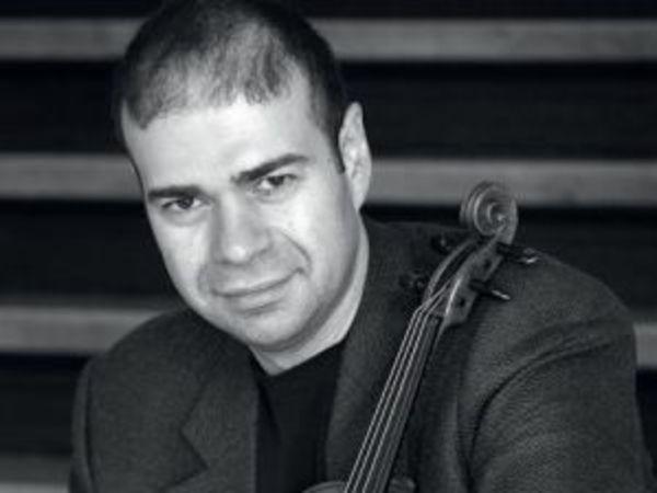 [Фонтанка.Офис]: I Международный скрипичный фестиваль