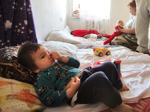 У детских больниц Петербурга — «синдром Умарали»