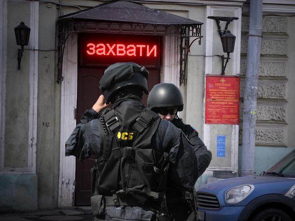 Силовики подняли армейские запасы Петербурга