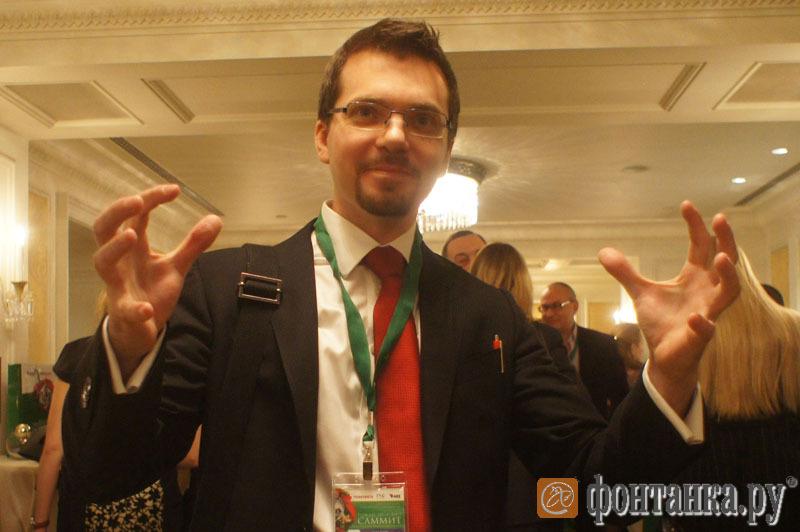 Андрей Косарев, генеральный директор Colliers International Санкт-Петербург