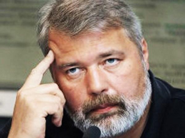 Дмитрий Муратов: Генпрокурор Чайка должен приостановить свою работу