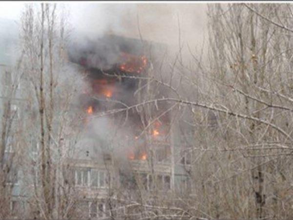 При взрыве газа в Волгограде пострадали 36 квартир
