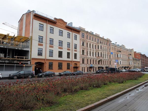 ЮИТ завершает капитальный ремонт исторических домов на Смольном проспекте