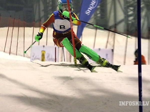 Мастер-класс по горным лыжам от чемпионки Ангелины Хамицевич (спорт глухих)