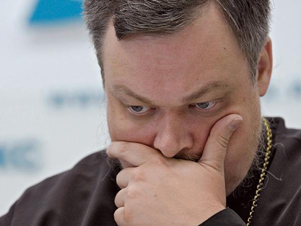 Ссора с патриархом