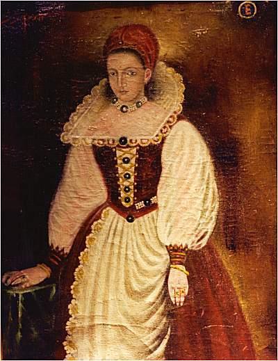 Графиня Эржбета Кровавая - первый косметолог