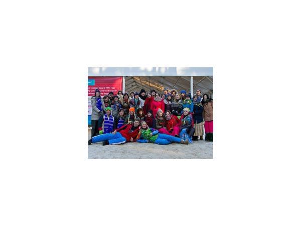 В «Солнечном острове» прошла «Конная Масленица» для детей с ограниченными возможностями