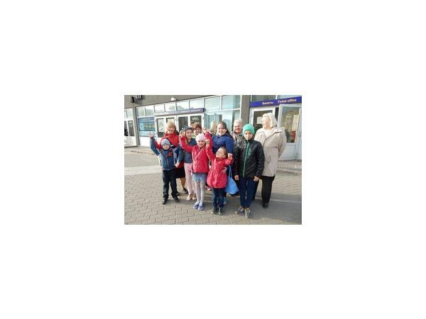 Елена Бережная позвала на «Дракулу» детей из фондов «Солнце» и  АdVita