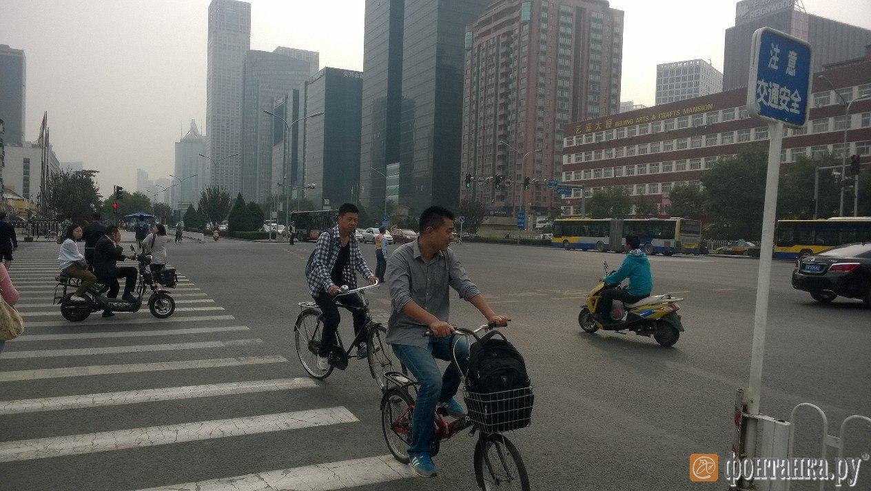 Велосипедизация Пекина