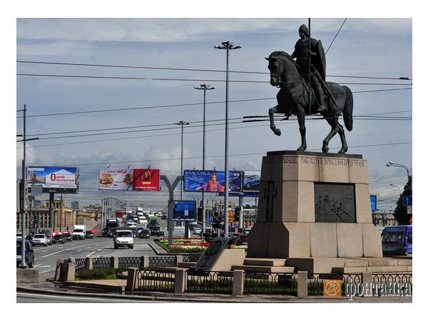 Александра Невского утонет в пробках