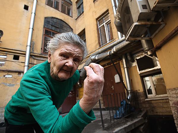 Неучтенные соседи вернутся в коммунальном кошмаре