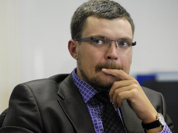 Чиновник Смольного стал главным куратором Украины в Кремле