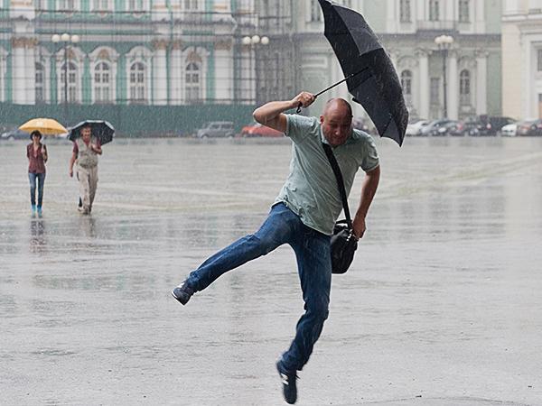 В Петербурге жары не ждите