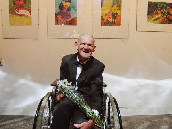 Инвалид-хулиган-художник