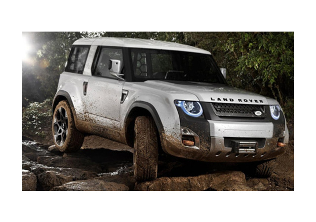 Jaguar Land Rover построит завод в Словакии для сборки нового Defender