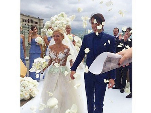 Волосожар и Траньков поженились