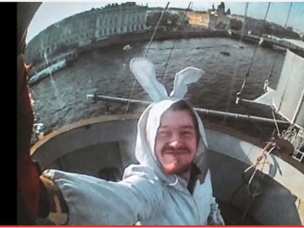 Вся полиция ищет кролика с «Авроры»
