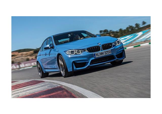 Новое поколение BMW M3 может стать гибридом