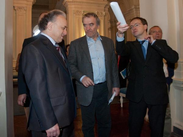 «Консерваторию окончить не дают»: как увольняли Михаила Гантварга