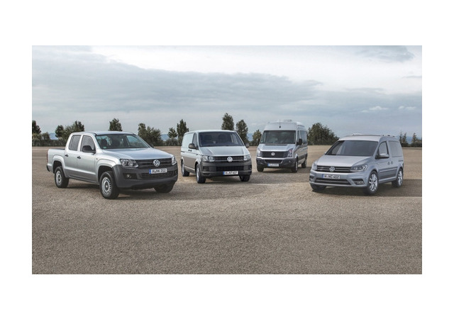 Шестое поколение Т-серии Volkswagen появилось у российских дилеров