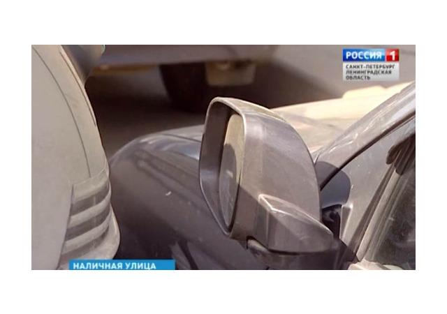 На Васильевском пешеход на тротуаре попал под лодку