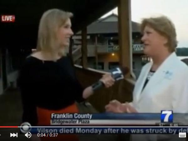 Неизвестный  застрелил двух журналистов в США во время прямого эфира