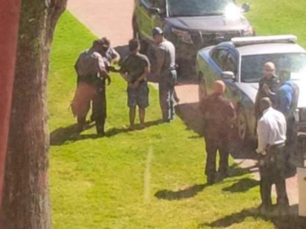 В университете Миссисипи произошла стрельба