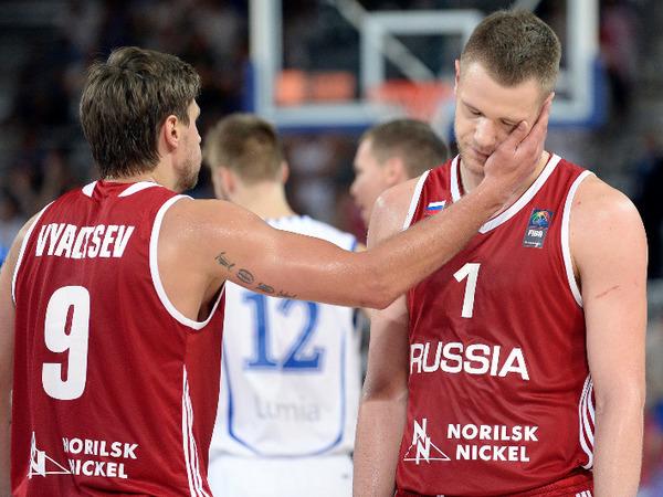 Как российский баскетбол помахал Олимпиаде ручкой