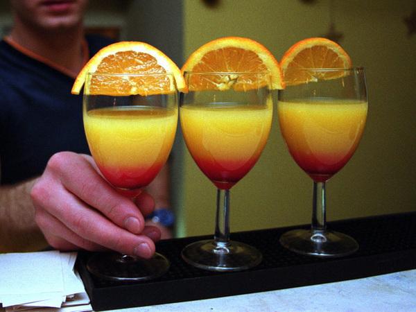 Петербургские бармены: Как в складчину победить рост цен на импорт