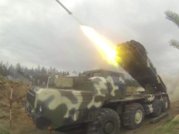 Мотострелки из Беларуси не пустили врага в Ленобласть