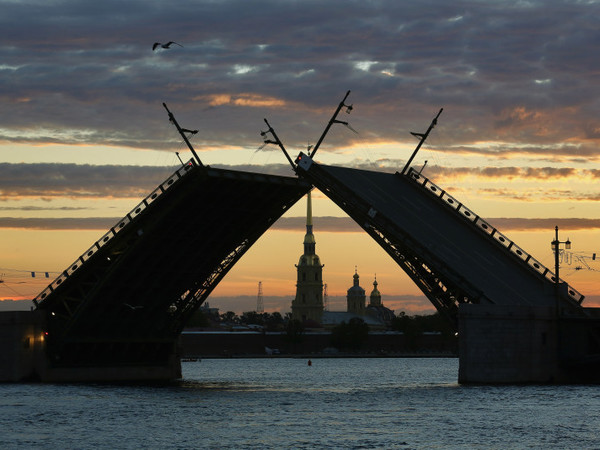 Недружелюбный Петербург