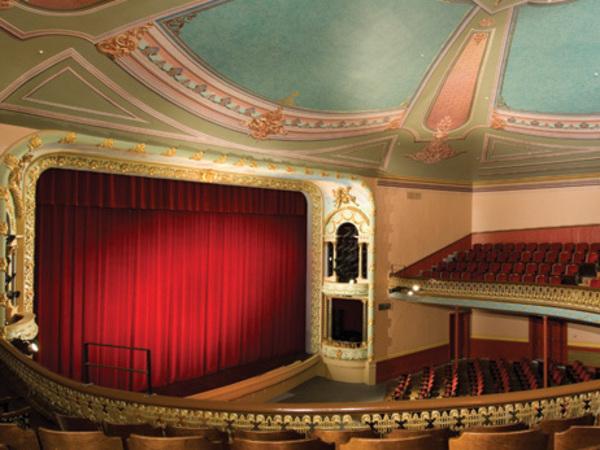 Петербургский Мюзик-Холл в ожидании ремонта и классической музыки