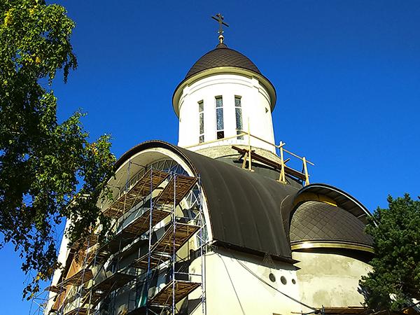 Храм Ксении Блаженной в больнице Сестрорецка откроется в ноябре