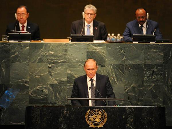 43 минуты Обамы против 20 минут Путина