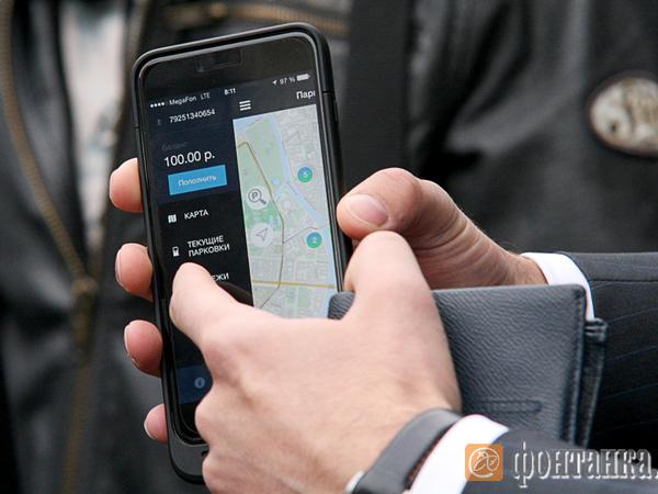Платную парковку заштриховал топ-менеджер ВТБ