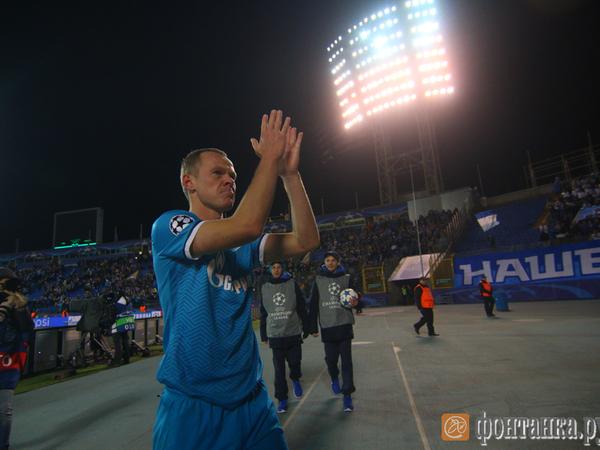 «Зенит» начал Лигу чемпионов с рекордного старта