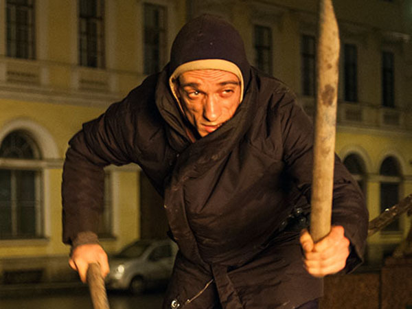 Черный дым Майдана залез в окна петербургской интеллигенции